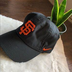 Nike Giants San Francisco hat unisex